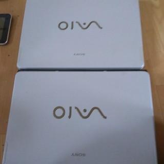 ソニー(SONY)のSONY VALO 2台 JUNK(ノートPC)