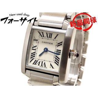 Cartier - カルティエ 時計 ☆ タンクフランセーズ SM 1