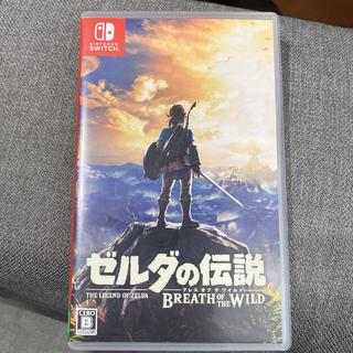 Nintendo Switch - 「ゼルダの伝説 ブレス オブ ザ ワイルド」