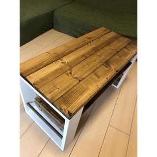 ローテーブル  ハンドメイド(ローテーブル)