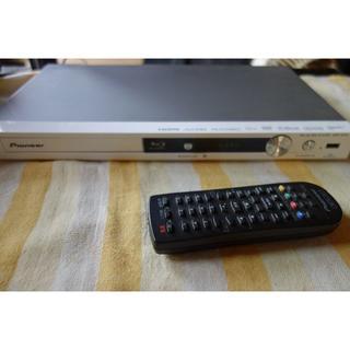 Pioneer - 【パイオニア】 BDP-3110W ブルーレイプレイヤー【新品HDMIケーブル付