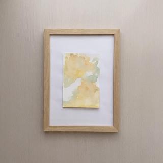 トゥデイフル(TODAYFUL)の水彩画 アート インテリア 写真立て(その他)