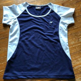 ニューバランス(New Balance)のニューバランス スポーツTシャツ M(ウェア)