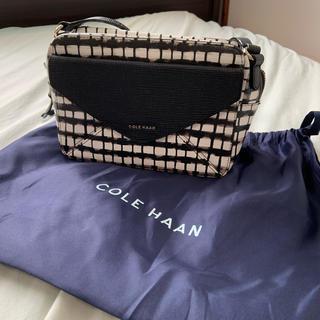 コールハーン(Cole Haan)の【美品】COLE HAAN ショルダーバッグ(ショルダーバッグ)