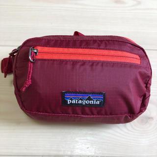 パタゴニア(patagonia)の[新品]PATAGONIA 1L。(ボディバッグ/ウエストポーチ)