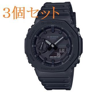 カシオ(CASIO)の【新品未使用】G-SHOCK Gショック カシオ GA-2100-1A1(腕時計(アナログ))