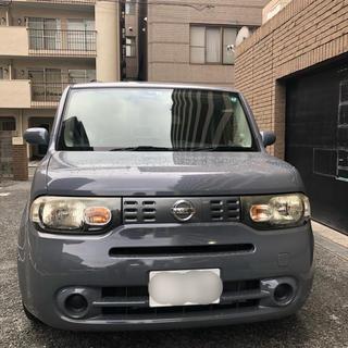 ニッサン(日産)のZ12 日産 キューブ 車検有り 7.8万キロ(車体)