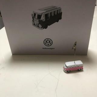 フォルクスワーゲン(Volkswagen)のワーゲンバスブロック&ペーパースタンド 非売品(ノベルティグッズ)