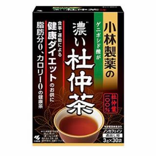 コバヤシセイヤク(小林製薬)の小林製薬の濃い杜仲茶 煮出し用(3g×30袋)2箱(健康茶)