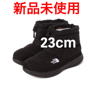 THE NORTH FACE - ノースフェイスW Nuptse Bootie Wool V Short