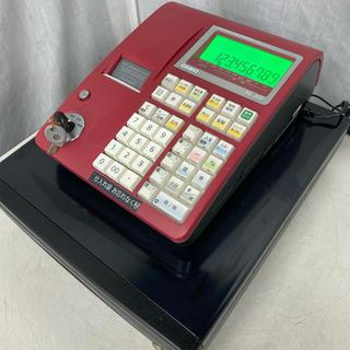 カシオ(CASIO)のカシオ 電子レジスター サーマルプルンタ搭載 NL-300(店舗用品)