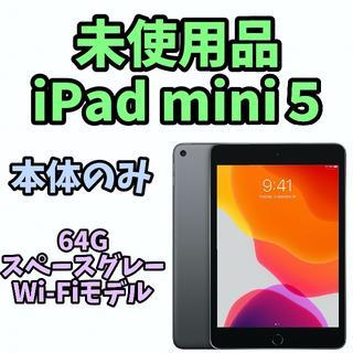 Apple - iPad mini 5 Wi-Fi 64GB - スペースグレー
