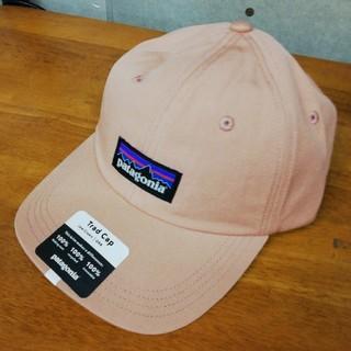 パタゴニア(patagonia)のパタゴニア キャップ 新品 薄ピンク PATAGONIA 帽子(キャップ)