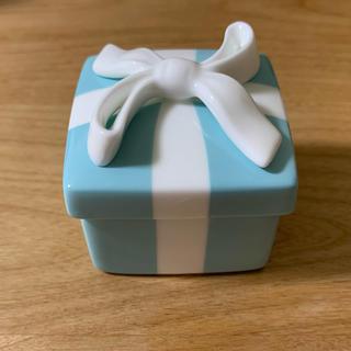 ティファニー(Tiffany & Co.)のティファニーミニブルーボウボックス(その他)