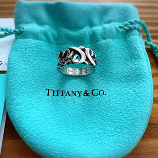 Tiffany & Co. - Tiffany✨ラビングハートリング