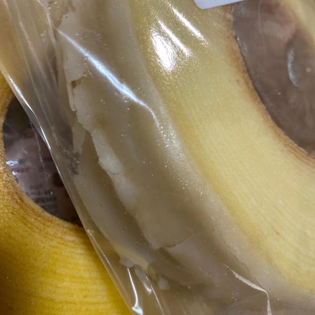 治一郎 バウムクーヘン 食品/飲料/酒の食品(菓子/デザート)の商品写真