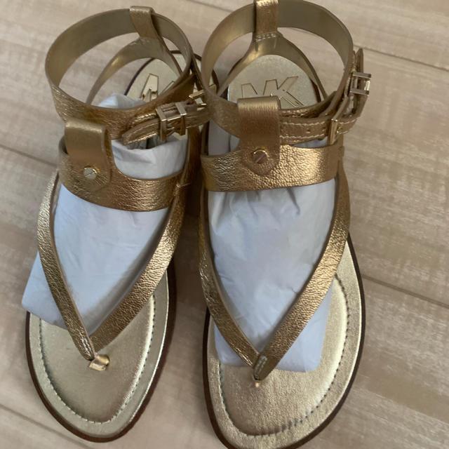 Michael Kors(マイケルコース)のマイケルコースサンダル❤︎ レディースの靴/シューズ(サンダル)の商品写真