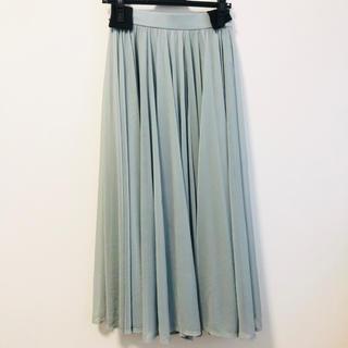 ICB - 人気完売品  新品タグ付き ICB  Sheer Gloss スカート