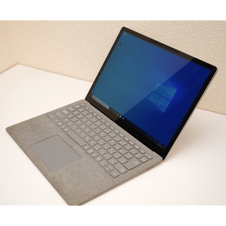 Microsoft - [送料込]Surface laptop model 1782 SSD マウス付属