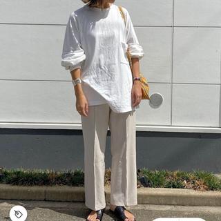 トゥデイフル(TODAYFUL)のRED CHOP WORKS ラグランポケットロングTシャツ(Tシャツ(長袖/七分))