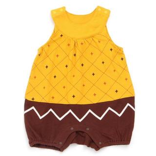 ブリーズ(BREEZE)のベビー服 ロンパース カバーオール ブリーズ 60(ロンパース)