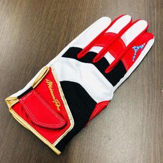MIZUNO - ミズノ プレミアムモデル ミズノプロ 守備用手袋 左手用