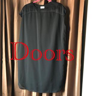 ドアーズ(DOORS / URBAN RESEARCH)のアーバンリサーチDoors ワンピース(ひざ丈ワンピース)