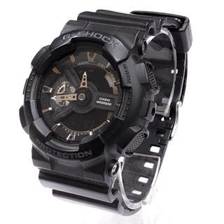 ジーショック(G-SHOCK)のCASIO G-SHOCK 腕時計 GA-110-1BJF 黒 ブラック(腕時計(アナログ))