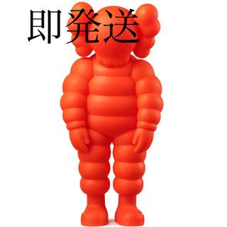 メディコムトイ(MEDICOM TOY)のKAWS What Party Figure Orange  カウズ オレンジ(その他)