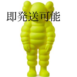 メディコムトイ(MEDICOM TOY)のKAWS What Party Figure Yellow カウズ イエロー黄色(その他)