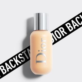 ディオール(Dior)のDior バックステージ フェイス&ボディー ファンデーション 1W(ファンデーション)