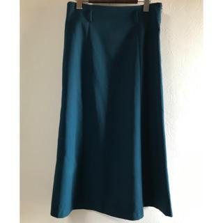 レプシィム(LEPSIM)の美品 LEPSIM Aラインロングスカート(ロングスカート)