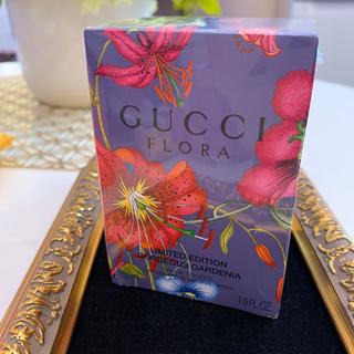 Gucci - GUCCI グッチ 香水 フローラ ゴージャスガーデニア ラベンダー 未開封