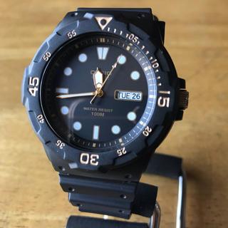 カシオ(CASIO)の【新品】カシオ CASIO ダイバールック 腕時計 MRW-200H-E(腕時計(アナログ))