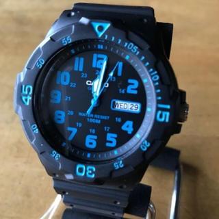 カシオ(CASIO)の【新品】カシオ CASIO ダイバールック 腕時計 MRW-200H-2B(腕時計(アナログ))