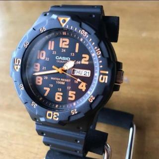 カシオ(CASIO)の【新品】カシオ CASIO ダイバールック 腕時計 MRW-200H-4B(腕時計(アナログ))