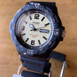 カシオ(CASIO)の【新品】カシオ CASIO ダイバールック 腕時計 MRW-200H-5B(腕時計(アナログ))