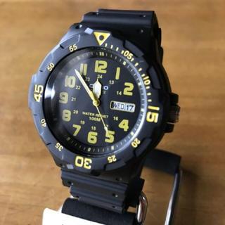カシオ(CASIO)の【新品】カシオ CASIO ダイバールック 腕時計 MRW-200H-9B(腕時計(アナログ))
