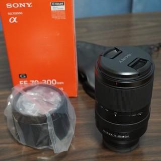 SONY - SONY FE 70-300mm F4.5-5.6 G OSS SEL70300