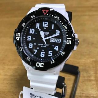 カシオ(CASIO)の【新品】カシオ CASIO 海外モデル 腕時計 MRW-200HC-7B(腕時計(アナログ))