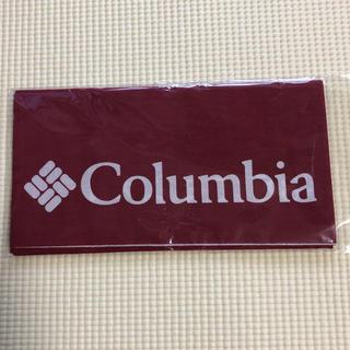 コロンビア(Columbia)のコロンビア 手拭い(登山用品)