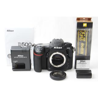 Nikon - Nikon ニコン D500 ボディ
