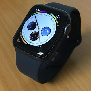 Apple - Apple Watch Series4 Nike 40mm GPS(06