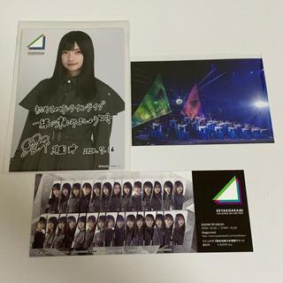 欅坂46(けやき坂46) - 欅坂46 新2期生 大園玲 ポストカード 生写真