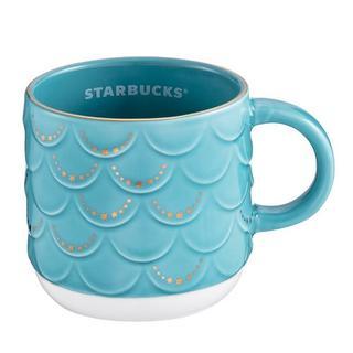 Starbucks Coffee - スターバックス:マグカップ うろこ 人魚 台湾 アニバーサリー