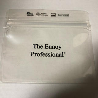 1LDK SELECT - スタイリスト私物 ENNOY エンノイ pake 黒