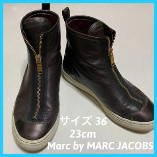 MARC BY MARC JACOBS - 本革ブーツ マークバイ マークジェイコブス