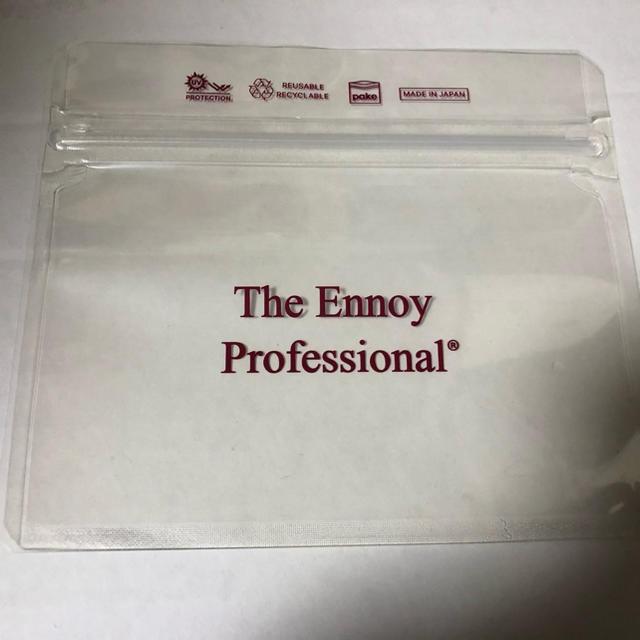 1LDK SELECT(ワンエルディーケーセレクト)のスタイリスト私物 ENNOY エンノイ pake ピンク メンズのファッション小物(その他)の商品写真