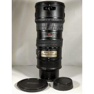Nikon - Nikon AF-S VR  ED 70-200mm F2.8G