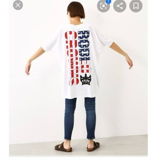 RODEO CROWNS WIDE BOWL - RCWB♡Tシャツワンピ